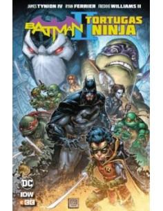 BATMAN/TORTUGAS NINJA 2