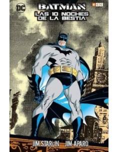 BATMAN: LAS DIEZ NOCHES DE...