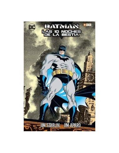 BATMAN: LAS DIEZ NOCHES DE LA BESTIA