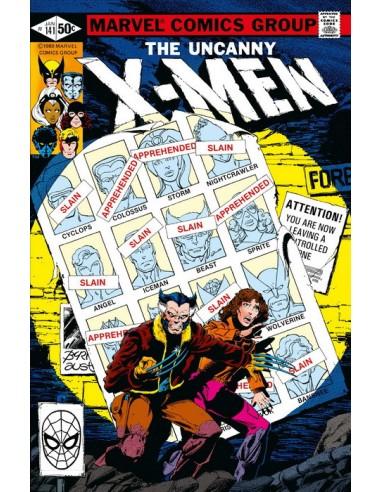 MARVEL FACSIMIL 18: THE UNCANNY X-MEN...
