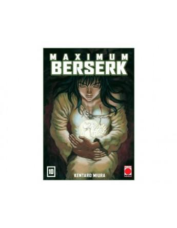 MAXIMUM BERSERK Nº 10