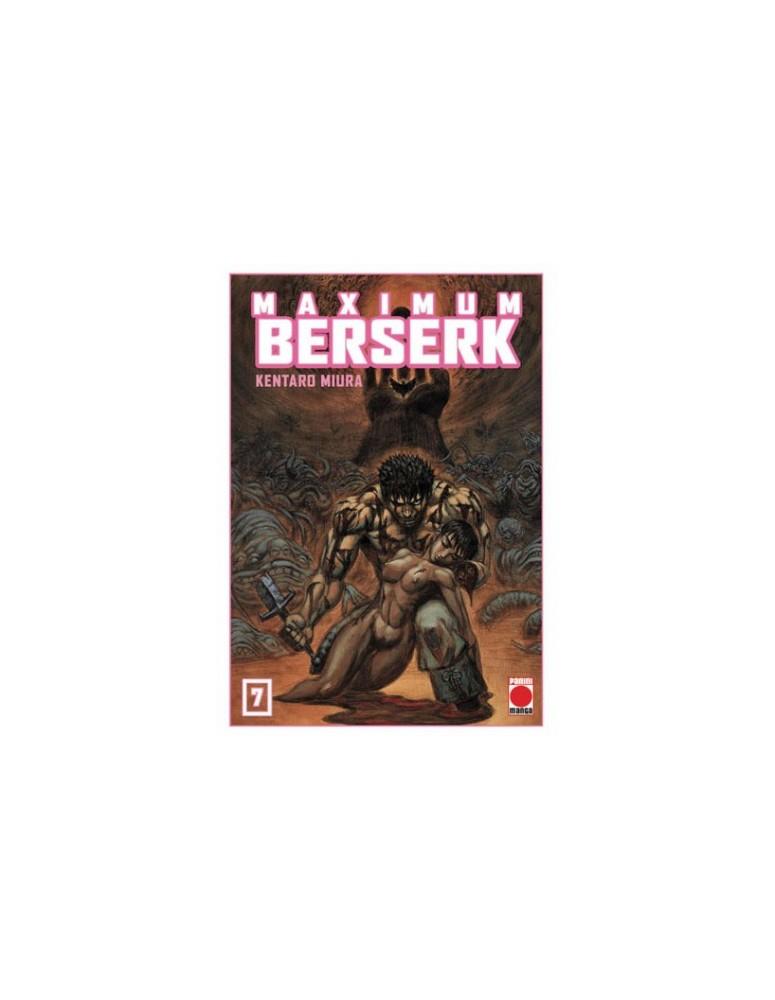 MAXIMUM BERSERK Nº 07