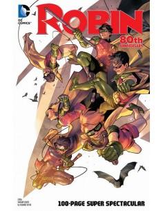 ROBIN 80TH ANNIV 100 PAGE...