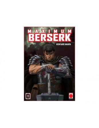MAXIMUM BERSERK Nº 01